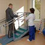 Динамическая лестница